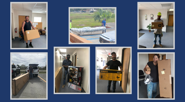 """Winners of the """"Spring into Greatness"""" Contest: Palatka, FL Facility"""